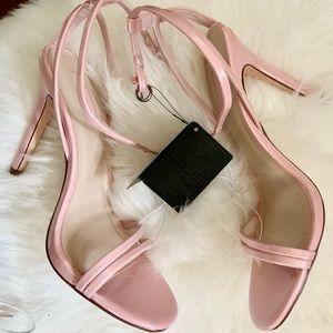 Forever 21 Ankle - strap stiletto heels
